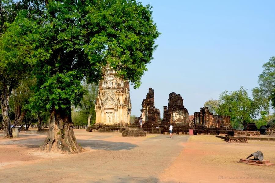 Wat Phrapai Luang.