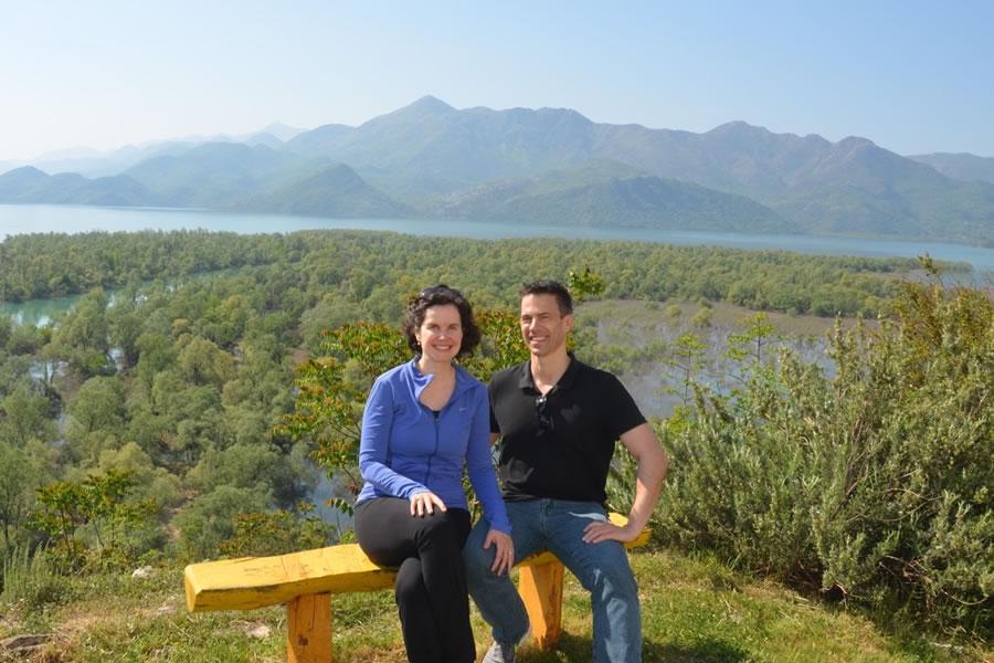 Lake Skadar Montenegro Nicholas Monastery Vranjina