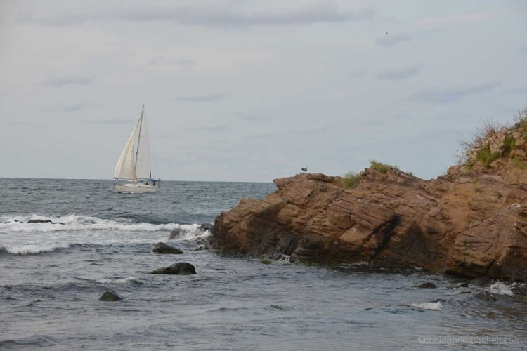 sailboat Varna Black Sea
