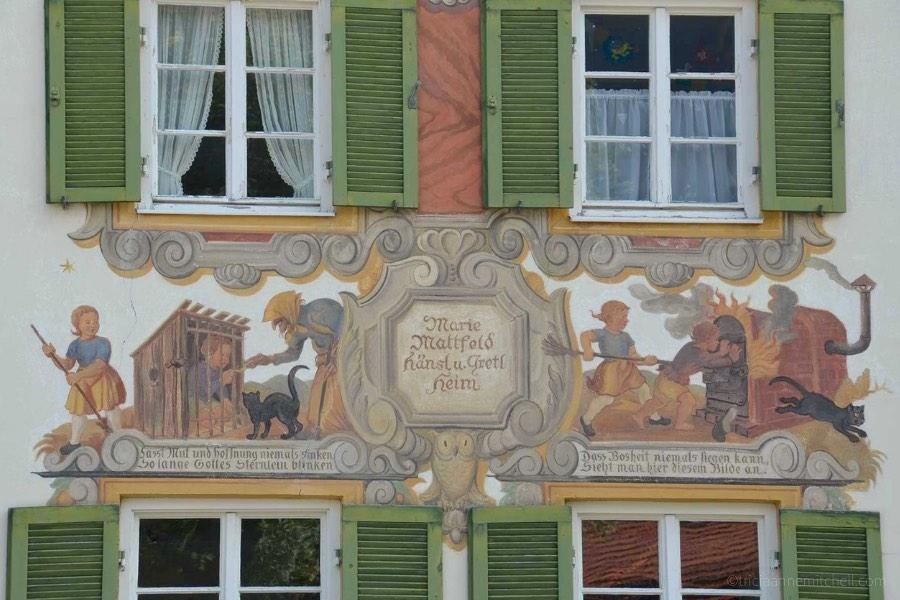 Oberammergau's