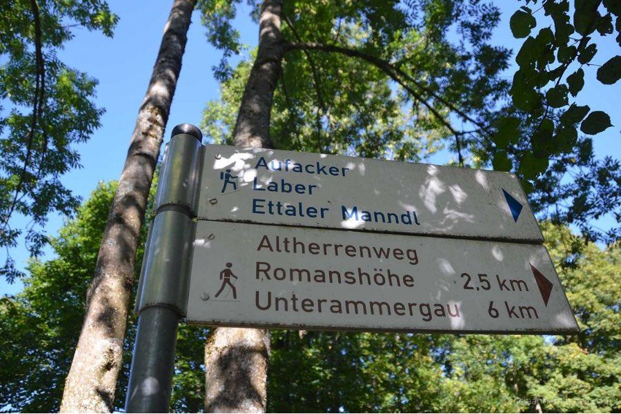 hiking-Oberammergau-Germany