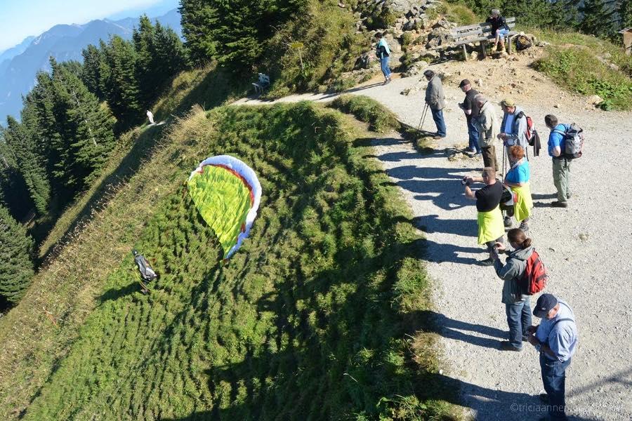 paragliding-Laber-Mountain-Oberammergau-Germany