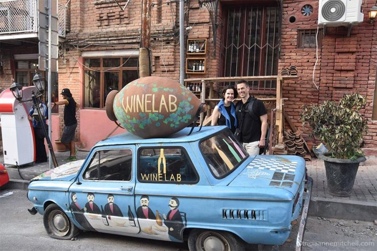 Tbilisi-qvevri-travels-with-tricia-mitchell-car